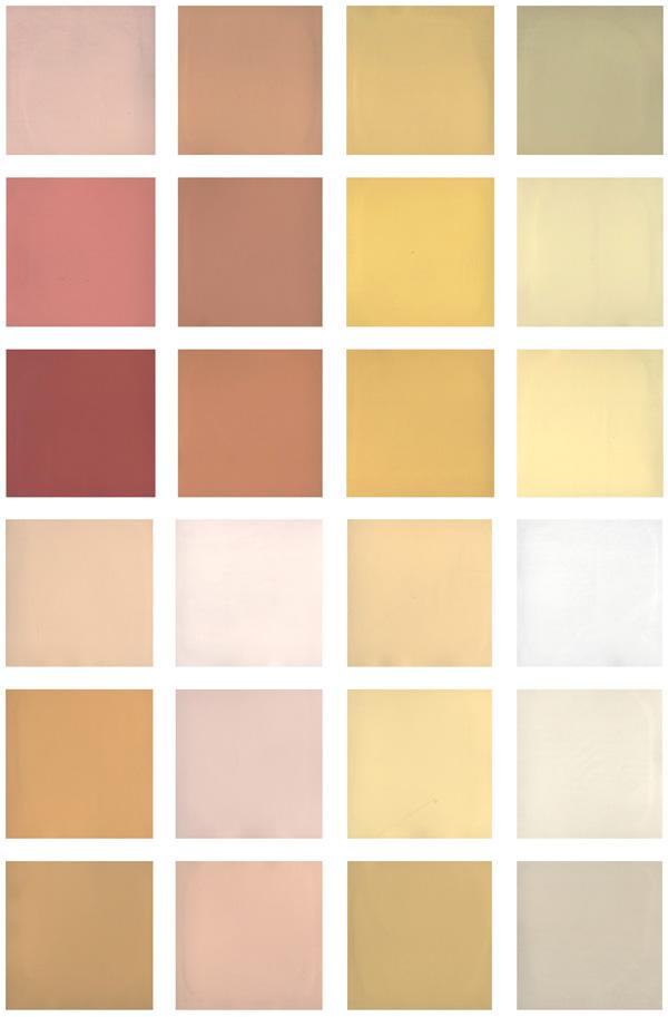 combinazioni di colori per pittura design casa creativa